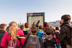 Voyages Et Sorties Scolaires à Parisavec Les PEP 75!