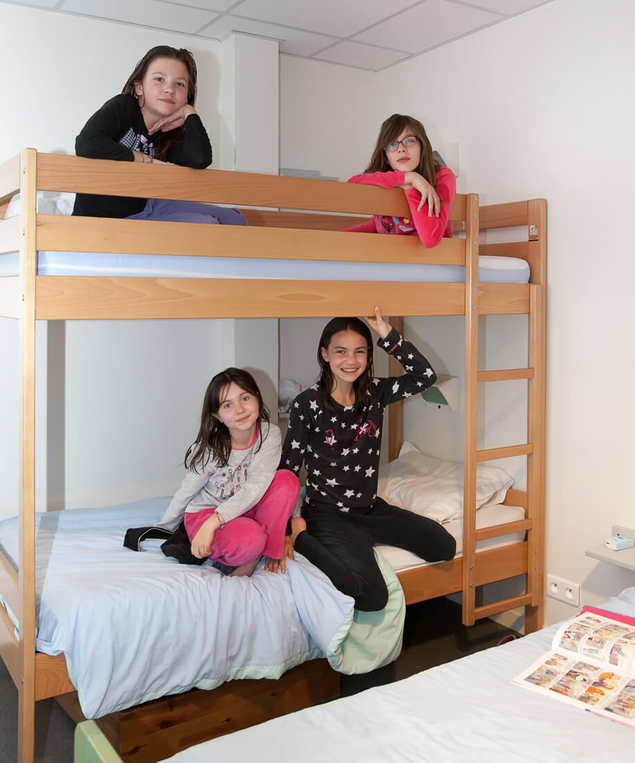 Un séjour enfant avec les PEP75 dans l'un de nos centres d'hébergement.