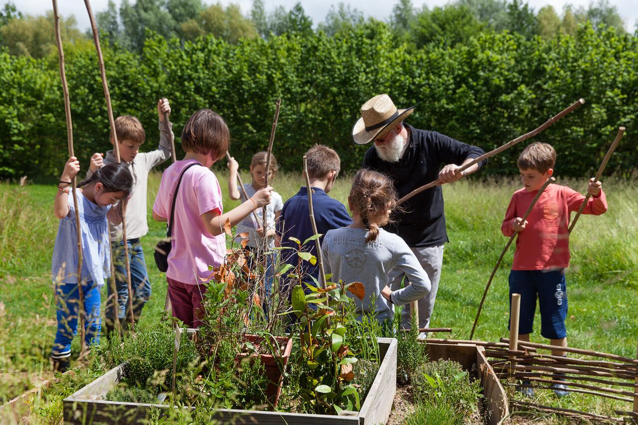 Séjours éducatifs Pep 75 Mandres-les-Roses