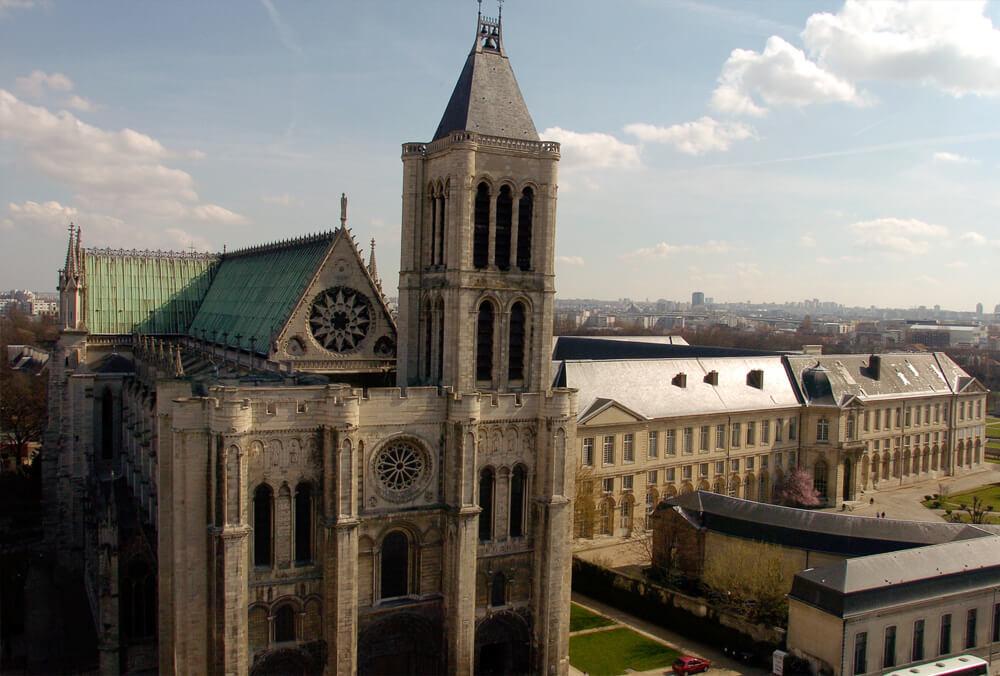 Raconte-moi La Basilique De Saint-Denis Par Les PEP 75