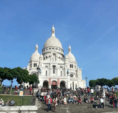 Montmartre : week-end en famille PEP75
