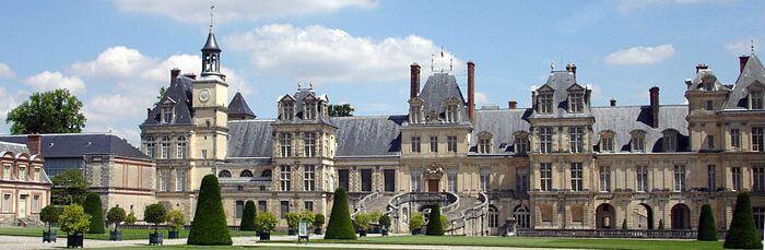 Chateau Fontainebleau Mandres les roses PEP 75