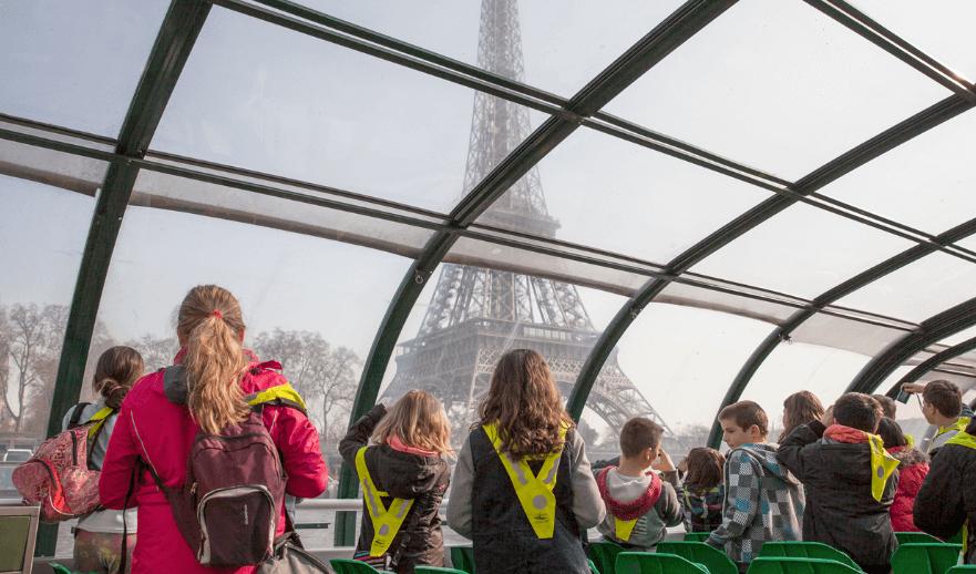 Voyages Scolaires à Paris Avec Les Pep 75: Faites Partir Vos Enfants En Toute Sécurité.