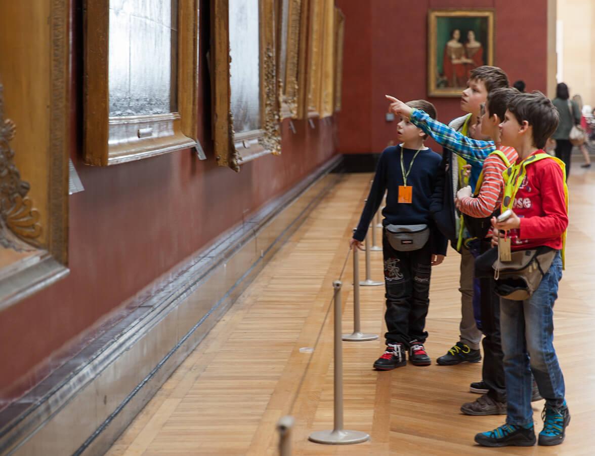 Voyages scolaires à Paris: faites partir vos enfants en toute sécurité.