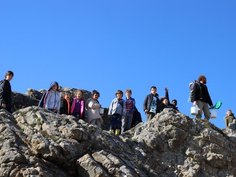 Concours Solidaire PEP75 : Retour Sur La Classe De Découvertes Inclusive Organisée Au Mois De Mars