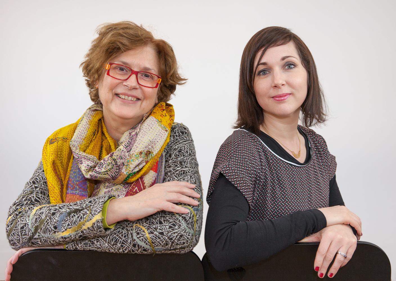 Marie Lasnier Et Barbara Moreau – Le SAPAD