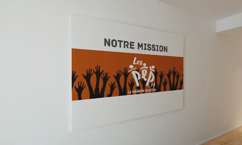 Notre Mission PEP75