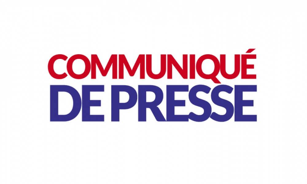 Communique De Presse 1